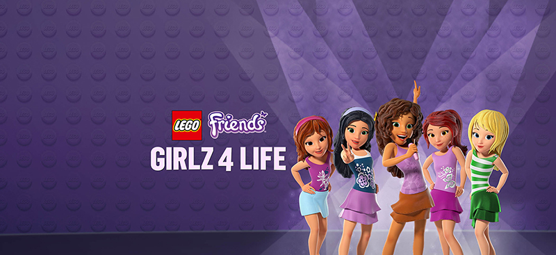 LegoFriends movie
