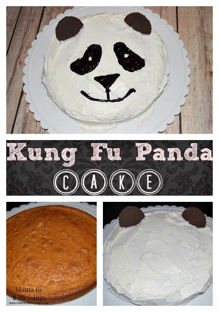 Kung Fu Panda, Panda Cake