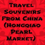 Travel Souvenirs From China