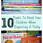 Books To Read Your Children When Expecting A Baby