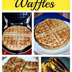 Save The Ripe Banana's To Make Banana Waffles!