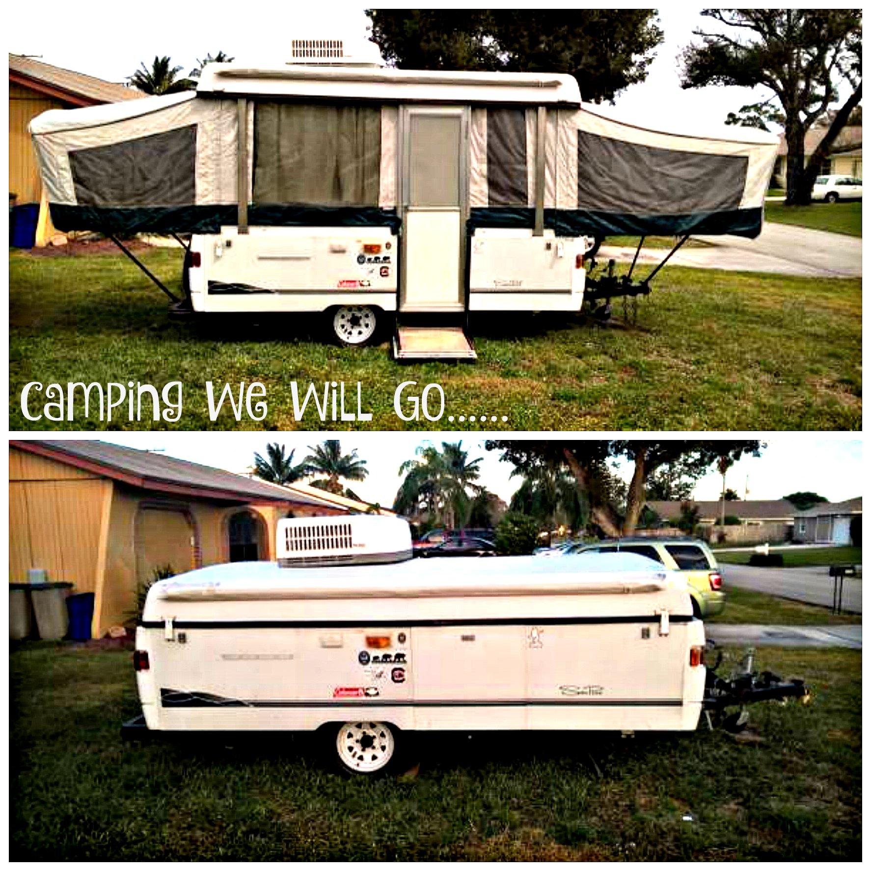 Camping, Camper