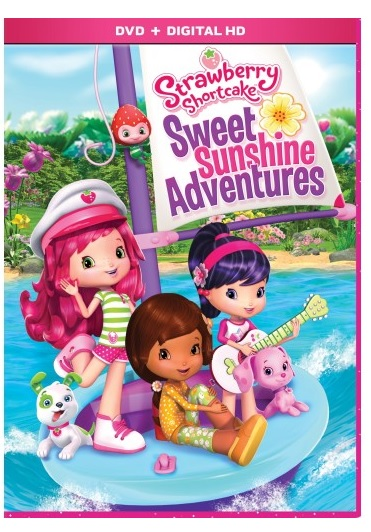 strawberry shortcake sweet sunshine Adventures
