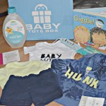 A Box Babies Will Love With A Baby Tote Box Subscription