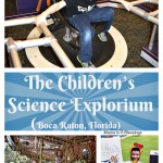 Explore Inside and Outside at The Children's Science Explorium & Sugar Sands Park