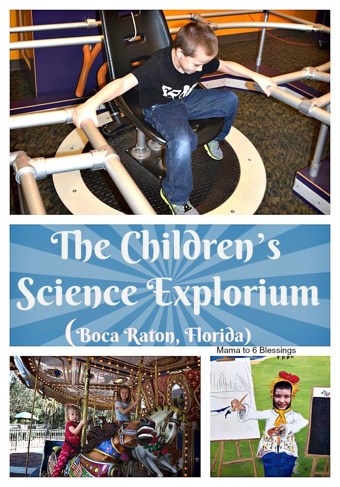 The Children's Science Explorium