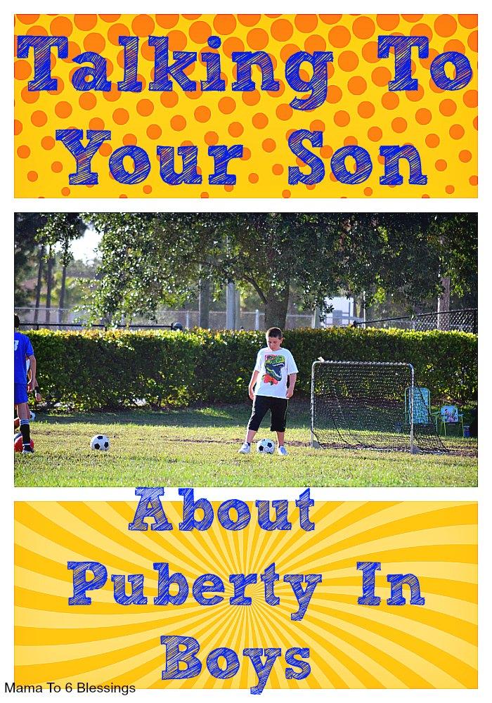 puberty boys