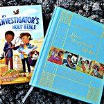 NIV Investigators Holy Bible For Big Kids & The Jesus Storybook Bible For Little Ones Giveaway