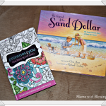 Zondervan Books Kids Will Not Want To Put Down – Promises For You Coloring Devotional / The Legend of the Sand Dollar