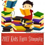 2017 Kids Free Summer Reading Programs
