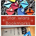 Star Wars Bookmarks #MayTheForceBeWithYou