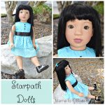 A Love Of Reading With Starpath Dolls