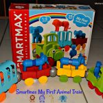 Magnetic Fun With The Smartmax My First Animal Train Toy & Giveaway