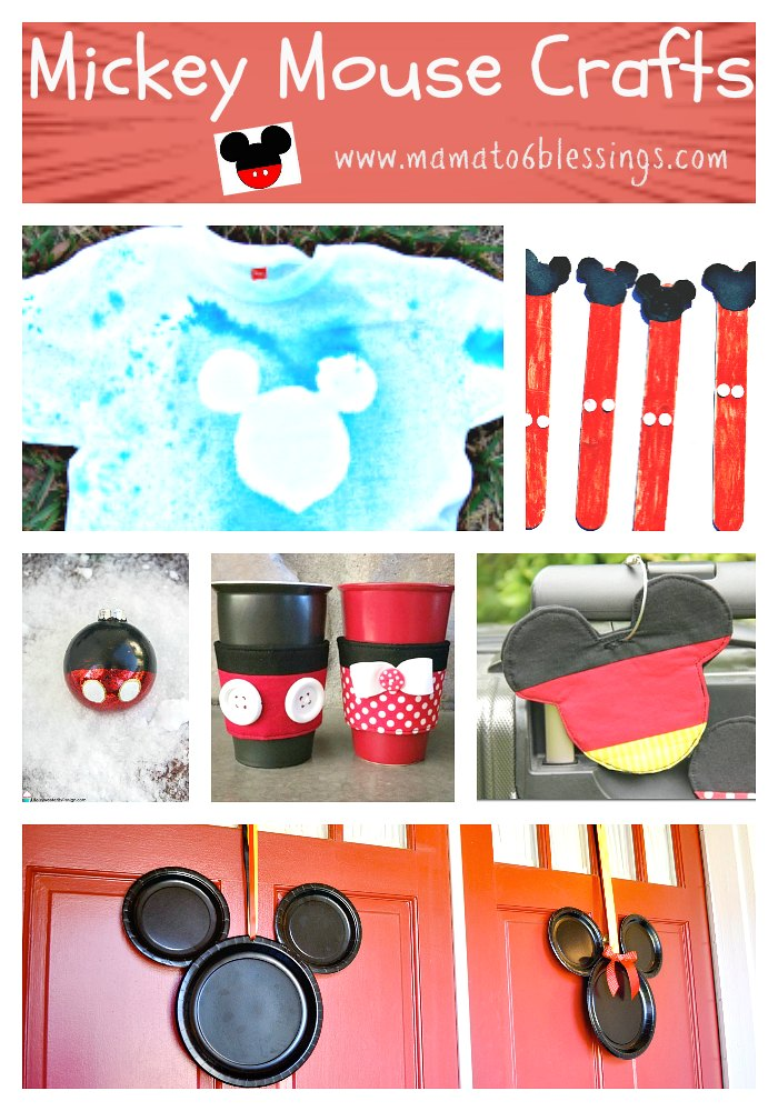 Mickey Mouse Door Decorations By Simple Sojourns