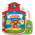 Learning With LeapFrog's Tad's Get Ready For School Book + Giveaway
