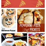 Pizza Recipes For Anytime of the Day! #NationalPizzaDay