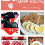 20 Tasty Heart Shape Recipes