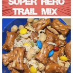LEGO DC Super Hero Girls: Super-Villain High Movie / LEGO DC Super Hero Trail Mix  Recipe