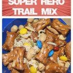 LEGO DC Super Hero Girls: Super-Villain High Movie / LEGO DC Super Hero Trail Mix  Recipe