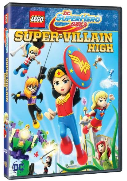Lego Dc Super Hero Girls Super Villain High Movie Lego Dc Super Hero Trail Mix Recipe Mama To 6 Blessings