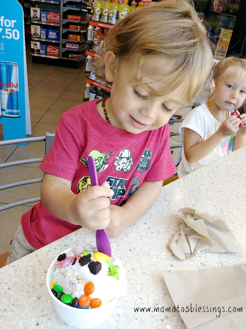 Free (Or Practically Free) Summer Treats For Kids - Mama to
