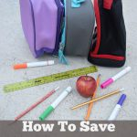 How To Save Money On School Lunches