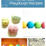 15 Amazing Homemade Playdough Recipes #NationalPlayDohDay