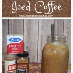 Keto Fall Iced Coffee
