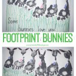 Foot Print Bunnies