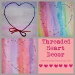 Threaded Heart Decor