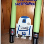 Star Wars Pool Noodle Lightsaber – Boys Will Love!