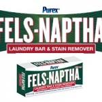 Purex Fels-Naptha Laundry Bar – Mom Approved!