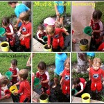 Mud & Water Sensory Play – Learn & Link