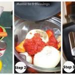 SUPER EASY FRESH TOMATO SAUCE RECIPE