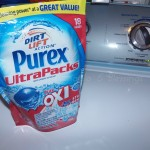 LAUNDRY MADE EASY WITH PUREX ULTRAPACKS PLUS OXI (REVIEW & GIVEAWAY)