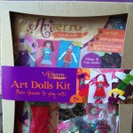 Craft Time! Artterro Art Dolls Eco Art Kits Review & Giveaway