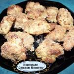 Homemade Chicken Nugget Recipe