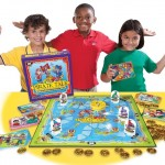 Ahoy, Matey's! Pirate Talk Board Game For Kids Review & Giveaway
