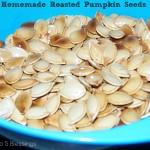Homemade Roasted Pumpkin Seed Recipe
