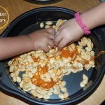 Fall Pumpkin Sensory Play (Learn & Link) With Linky