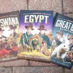On An Adventure – Travels With Gannon & Wyatt Books (Review & Giveaway) #GannonWyatt