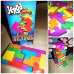 Crashing Fun – Jenga Tetris Review & Giveaway
