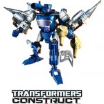 Construct and Play With Transformers Construct-Bots Review & Giveaway