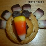 Turkey Cookies, Not Your Typical Cookies!
