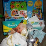 """Celebrating Pampers """"Swaddlers Firsts"""" & Giveaway #SwaddlersFirsts"""