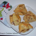 Peach Cobbler Mini's – Recipe