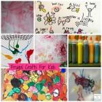 Frugal Crafts For Kids Round Up