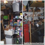 Plans For Our New Homeschool Room — Learn & Link (With Linky)