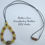 Mother's Love Breastfeeding Necklace Review / GC Giveaway
