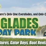 Everglades Holiday Park (Home Of The Gator Boys) Special Savings! #EvergladeHolPk #GatorBoys
